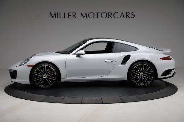 Used 2018 Porsche 911 Turbo for sale $159,990 at Maserati of Greenwich in Greenwich CT 06830 4