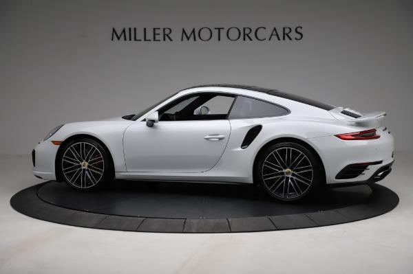 Used 2018 Porsche 911 Turbo for sale $159,990 at Maserati of Greenwich in Greenwich CT 06830 5