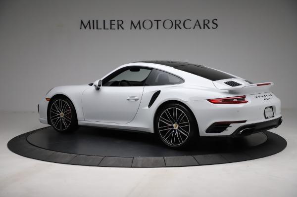 Used 2018 Porsche 911 Turbo for sale $159,990 at Maserati of Greenwich in Greenwich CT 06830 6