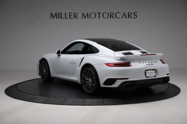 Used 2018 Porsche 911 Turbo for sale $159,990 at Maserati of Greenwich in Greenwich CT 06830 7