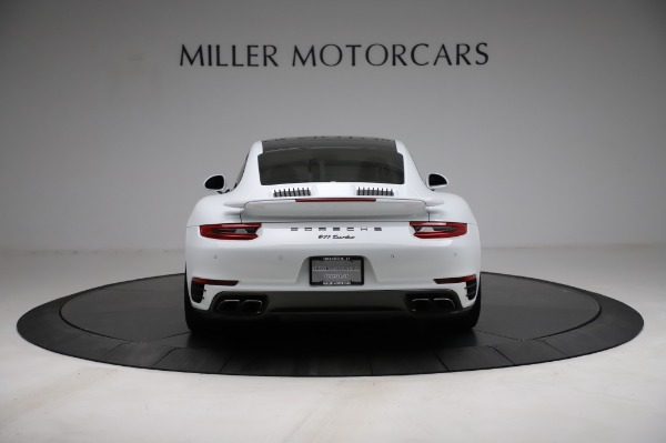 Used 2018 Porsche 911 Turbo for sale $159,990 at Maserati of Greenwich in Greenwich CT 06830 8