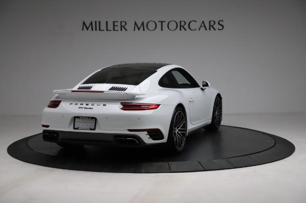 Used 2018 Porsche 911 Turbo for sale $159,990 at Maserati of Greenwich in Greenwich CT 06830 9