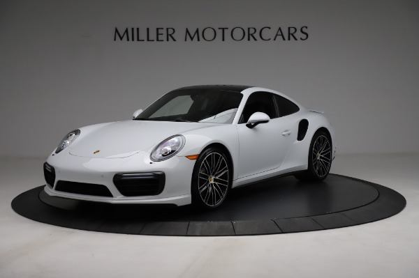 Used 2018 Porsche 911 Turbo for sale $159,990 at Maserati of Greenwich in Greenwich CT 06830 1