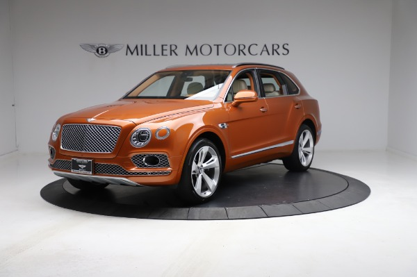 Used 2018 Bentley Bentayga Onyx Edition for sale $149,900 at Maserati of Greenwich in Greenwich CT 06830 2