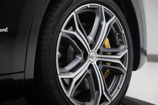 New 2021 Maserati Levante S Q4 GranSport for sale Call for price at Maserati of Greenwich in Greenwich CT 06830 13