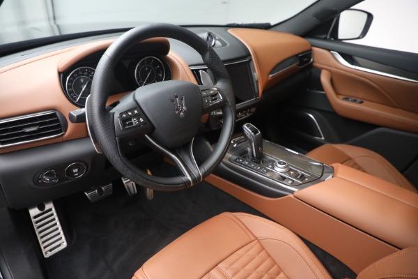 New 2021 Maserati Levante S Q4 GranSport for sale Call for price at Maserati of Greenwich in Greenwich CT 06830 15