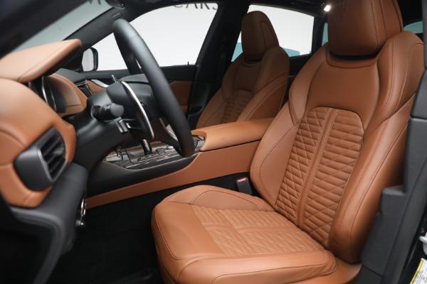 New 2021 Maserati Levante S Q4 GranSport for sale Call for price at Maserati of Greenwich in Greenwich CT 06830 17