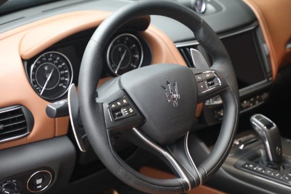 New 2021 Maserati Levante S Q4 GranSport for sale Call for price at Maserati of Greenwich in Greenwich CT 06830 19