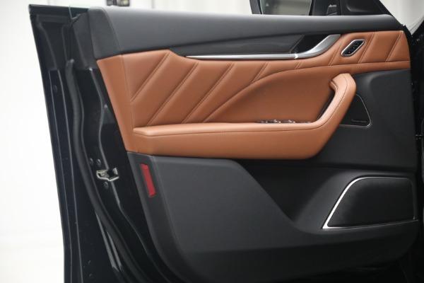 New 2021 Maserati Levante S Q4 GranSport for sale Call for price at Maserati of Greenwich in Greenwich CT 06830 23