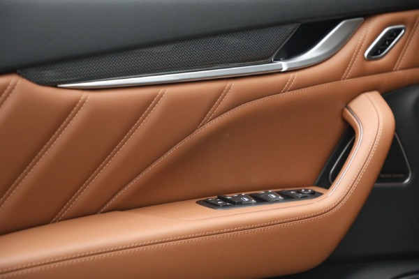 New 2021 Maserati Levante S Q4 GranSport for sale Call for price at Maserati of Greenwich in Greenwich CT 06830 24