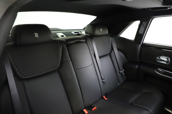 Used 2017 Rolls-Royce Ghost for sale $209,900 at Maserati of Greenwich in Greenwich CT 06830 25