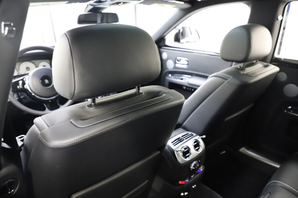 Used 2017 Rolls-Royce Ghost for sale $209,900 at Maserati of Greenwich in Greenwich CT 06830 26