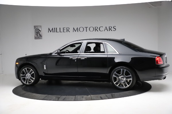 Used 2017 Rolls-Royce Ghost for sale $209,900 at Maserati of Greenwich in Greenwich CT 06830 6