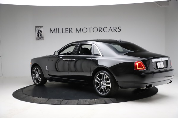 Used 2017 Rolls-Royce Ghost for sale $209,900 at Maserati of Greenwich in Greenwich CT 06830 7