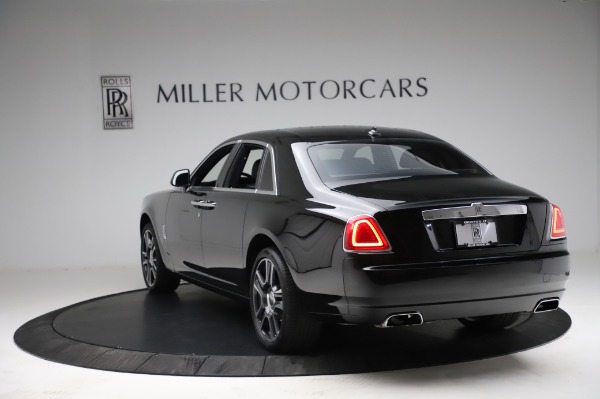 Used 2017 Rolls-Royce Ghost for sale $209,900 at Maserati of Greenwich in Greenwich CT 06830 8
