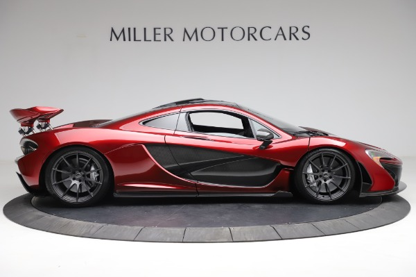 Used 2014 McLaren P1 for sale Call for price at Maserati of Greenwich in Greenwich CT 06830 11
