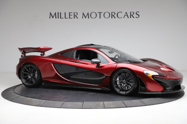 Used 2014 McLaren P1 for sale Call for price at Maserati of Greenwich in Greenwich CT 06830 12