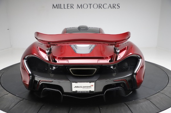 Used 2014 McLaren P1 for sale Call for price at Maserati of Greenwich in Greenwich CT 06830 19
