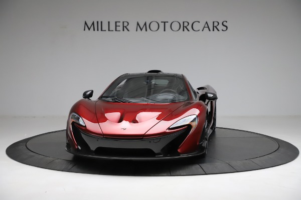 Used 2014 McLaren P1 for sale Call for price at Maserati of Greenwich in Greenwich CT 06830 25