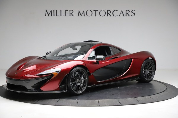 Used 2014 McLaren P1 for sale Call for price at Maserati of Greenwich in Greenwich CT 06830 26