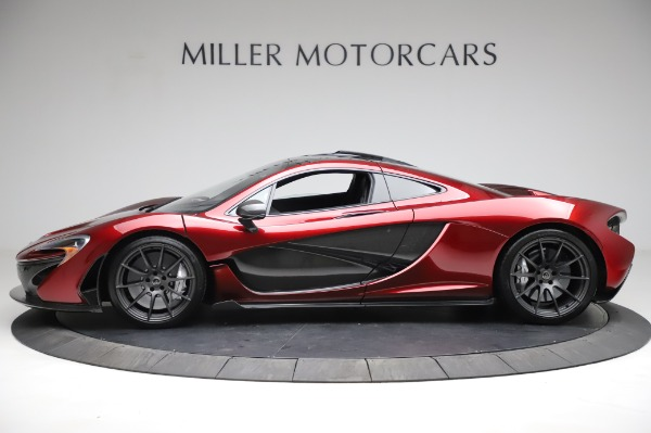 Used 2014 McLaren P1 for sale Call for price at Maserati of Greenwich in Greenwich CT 06830 27