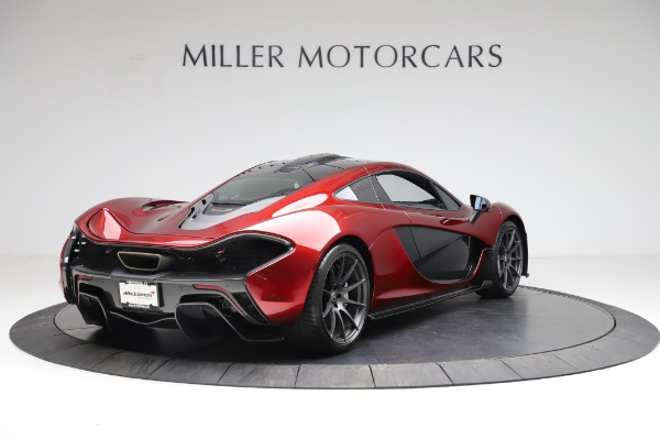 Used 2014 McLaren P1 for sale Call for price at Maserati of Greenwich in Greenwich CT 06830 28