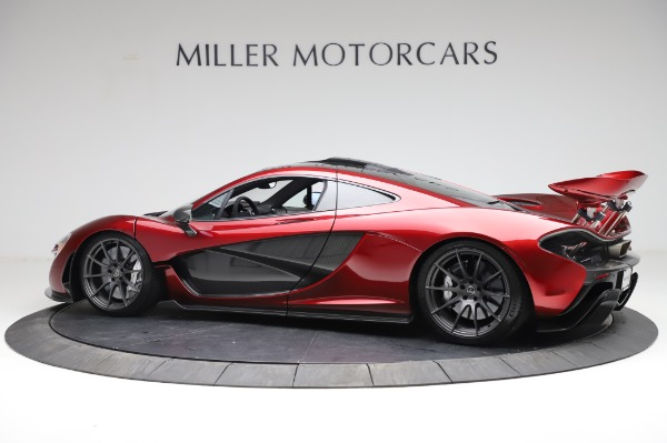 Used 2014 McLaren P1 for sale Call for price at Maserati of Greenwich in Greenwich CT 06830 5