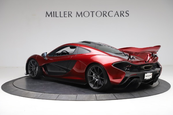 Used 2014 McLaren P1 for sale Call for price at Maserati of Greenwich in Greenwich CT 06830 6