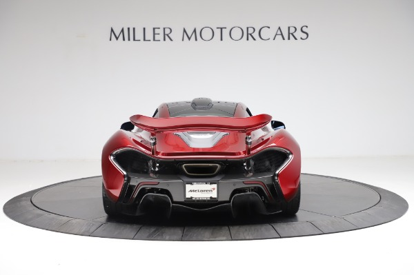 Used 2014 McLaren P1 for sale Call for price at Maserati of Greenwich in Greenwich CT 06830 8