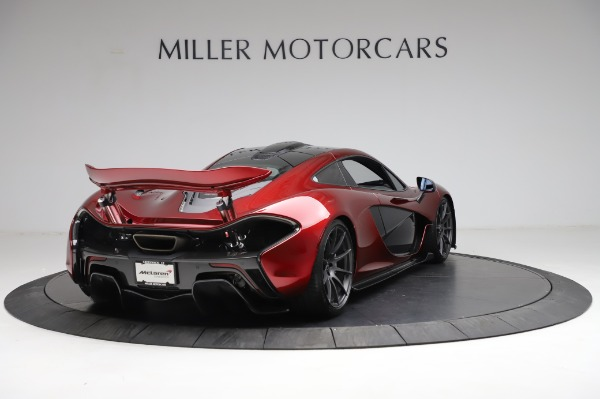 Used 2014 McLaren P1 for sale Call for price at Maserati of Greenwich in Greenwich CT 06830 9