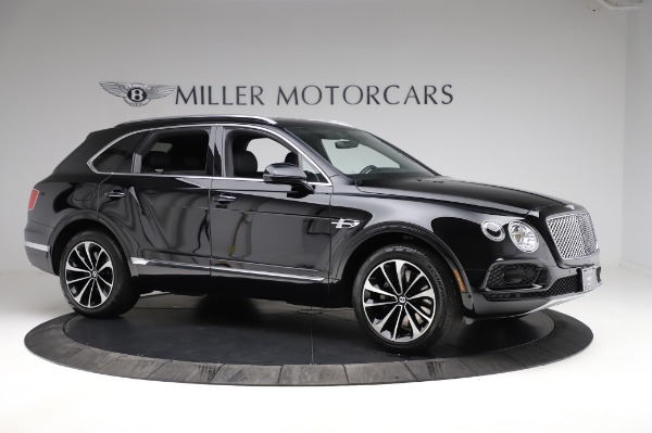 Used 2018 Bentley Bentayga Onyx Edition for sale Call for price at Maserati of Greenwich in Greenwich CT 06830 10