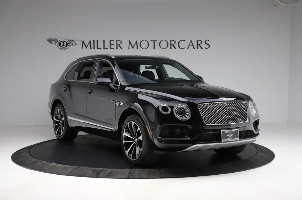 Used 2018 Bentley Bentayga Onyx Edition for sale Call for price at Maserati of Greenwich in Greenwich CT 06830 11
