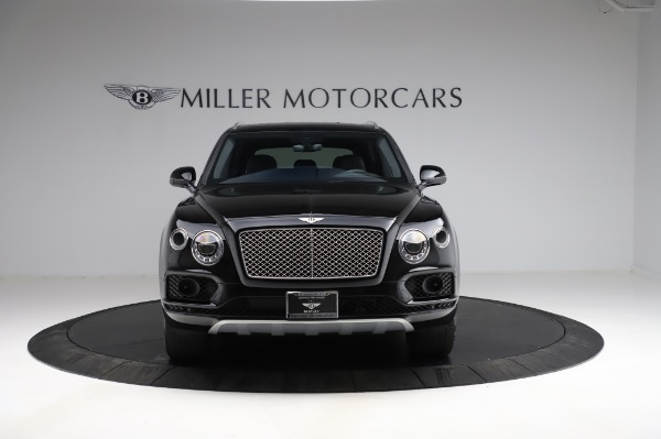 Used 2018 Bentley Bentayga Onyx Edition for sale Call for price at Maserati of Greenwich in Greenwich CT 06830 12