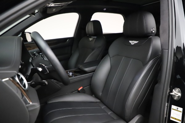 Used 2018 Bentley Bentayga Onyx Edition for sale Call for price at Maserati of Greenwich in Greenwich CT 06830 19