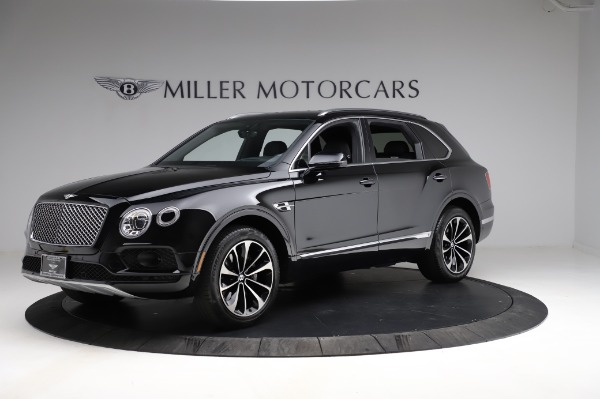 Used 2018 Bentley Bentayga Onyx Edition for sale Call for price at Maserati of Greenwich in Greenwich CT 06830 2