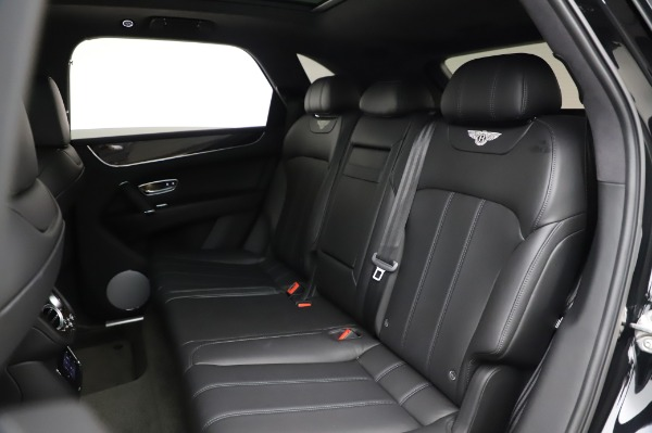 Used 2018 Bentley Bentayga Onyx Edition for sale Call for price at Maserati of Greenwich in Greenwich CT 06830 23