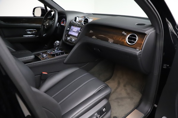 Used 2018 Bentley Bentayga Onyx Edition for sale Call for price at Maserati of Greenwich in Greenwich CT 06830 25