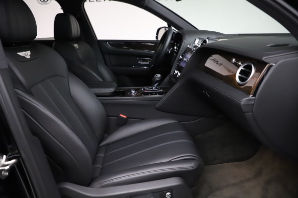Used 2018 Bentley Bentayga Onyx Edition for sale Call for price at Maserati of Greenwich in Greenwich CT 06830 26