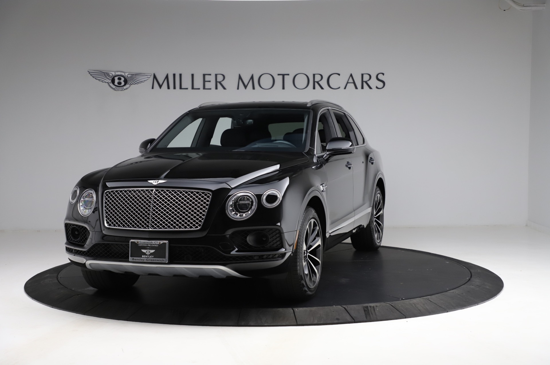 Used 2018 Bentley Bentayga Onyx Edition for sale Call for price at Maserati of Greenwich in Greenwich CT 06830 1