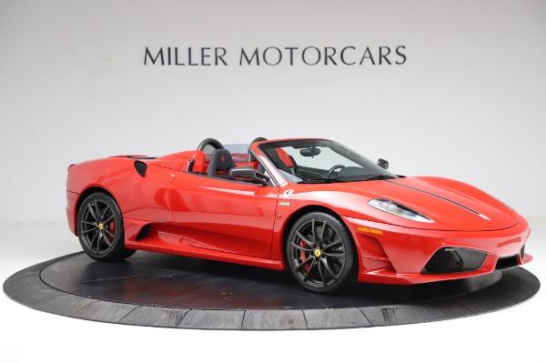 Used 2009 Ferrari 430 Scuderia Spider 16M for sale Call for price at Maserati of Greenwich in Greenwich CT 06830 10
