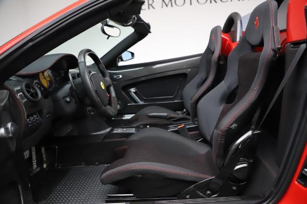 Used 2009 Ferrari 430 Scuderia Spider 16M for sale Call for price at Maserati of Greenwich in Greenwich CT 06830 15