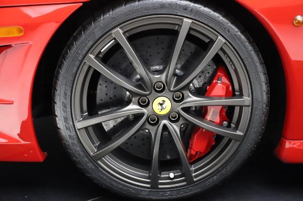 Used 2009 Ferrari 430 Scuderia Spider 16M for sale Call for price at Maserati of Greenwich in Greenwich CT 06830 20