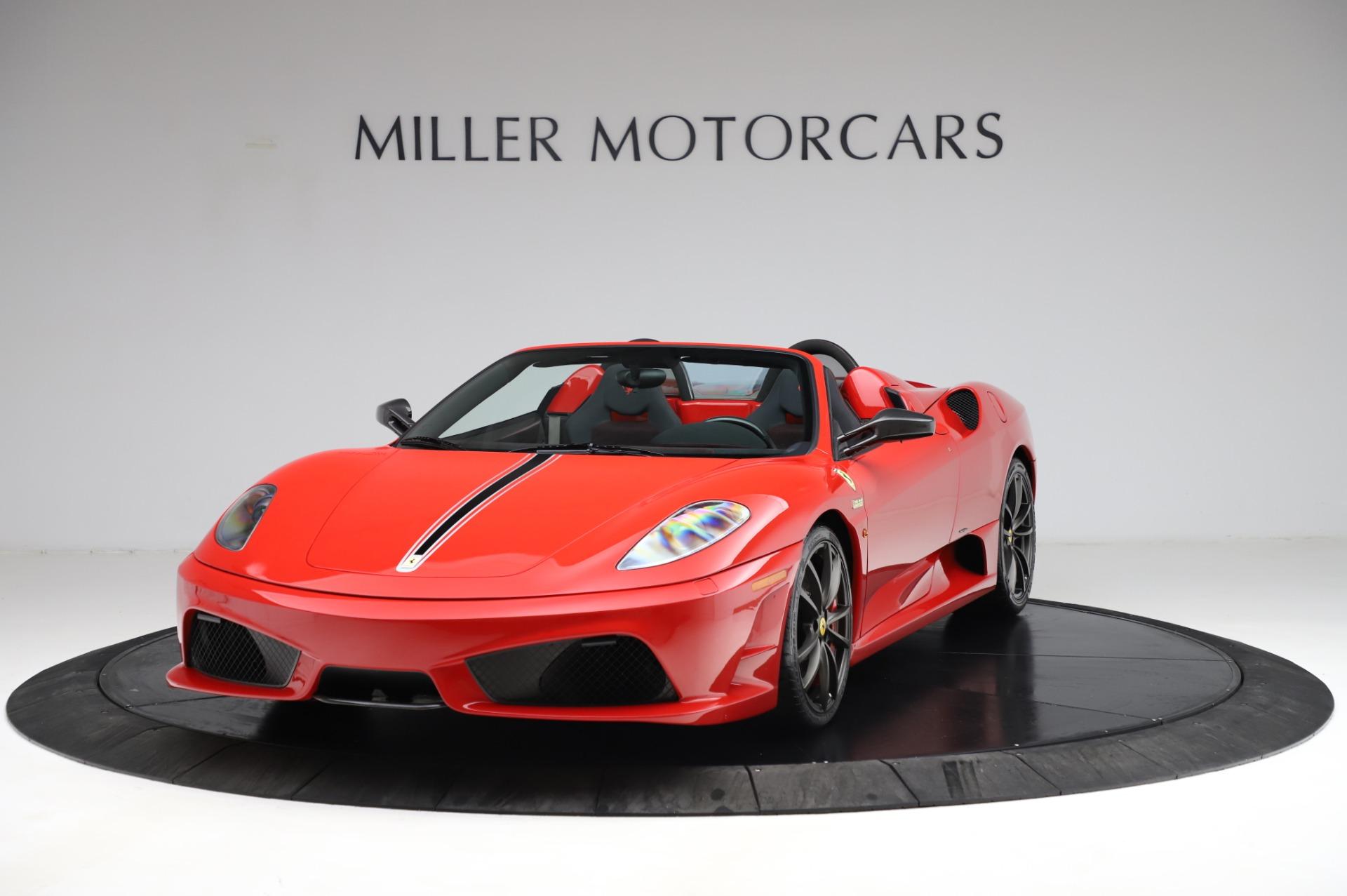 Used 2009 Ferrari 430 Scuderia Spider 16M for sale Call for price at Maserati of Greenwich in Greenwich CT 06830 1