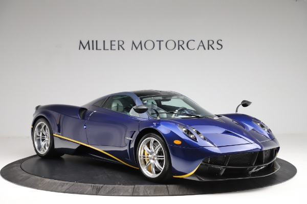 Used 2014 Pagani Huayra for sale Call for price at Maserati of Greenwich in Greenwich CT 06830 11