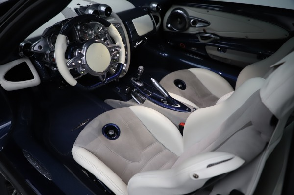 Used 2014 Pagani Huayra for sale Call for price at Maserati of Greenwich in Greenwich CT 06830 13