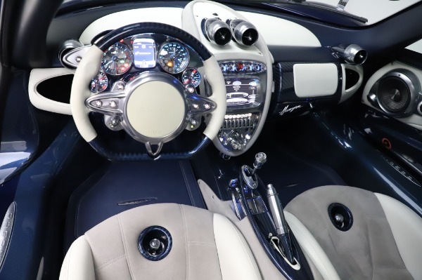 Used 2014 Pagani Huayra for sale Call for price at Maserati of Greenwich in Greenwich CT 06830 17