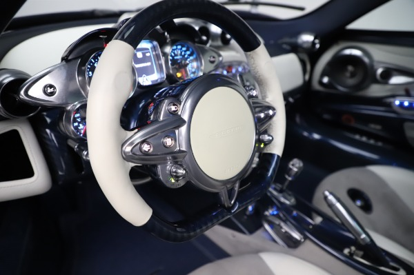 Used 2014 Pagani Huayra for sale Call for price at Maserati of Greenwich in Greenwich CT 06830 18
