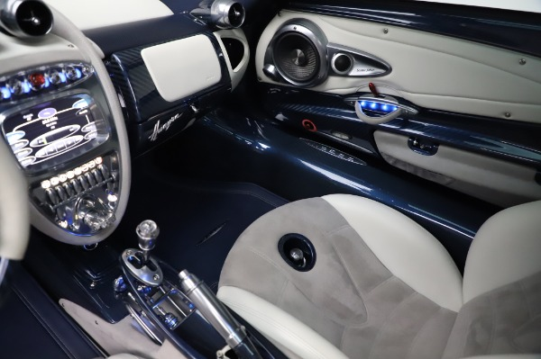 Used 2014 Pagani Huayra for sale Call for price at Maserati of Greenwich in Greenwich CT 06830 19