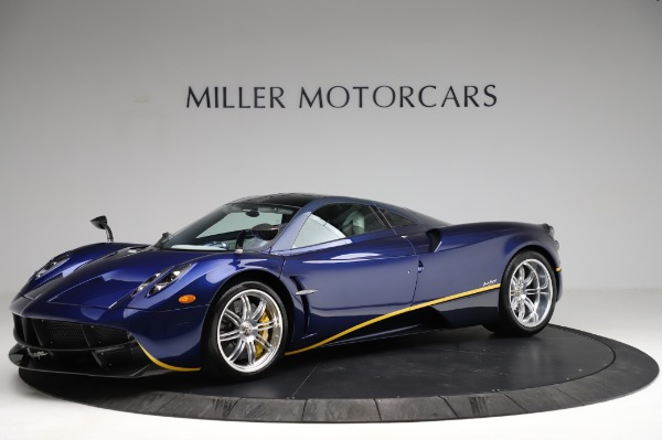Used 2014 Pagani Huayra for sale Call for price at Maserati of Greenwich in Greenwich CT 06830 2