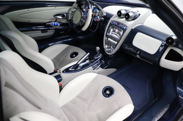Used 2014 Pagani Huayra for sale Call for price at Maserati of Greenwich in Greenwich CT 06830 21